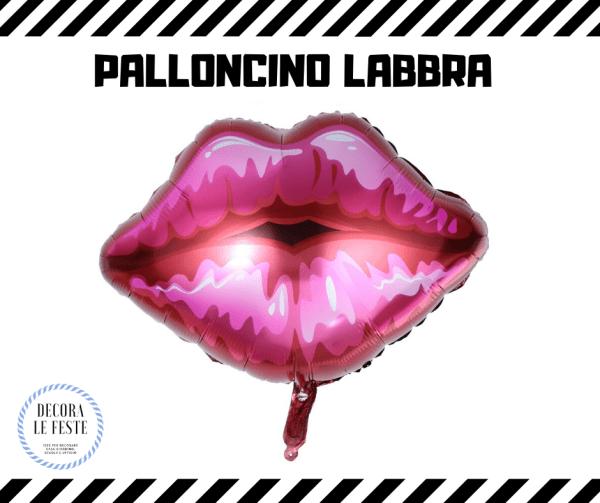 palloncino labbra