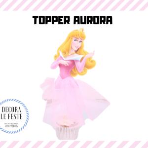 topper cake AURORA