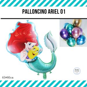 palloncino sirenetta