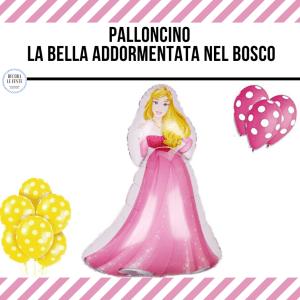 Palloncino foil Aurora