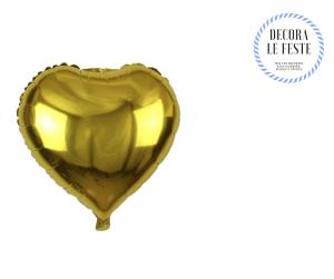 mini palloncino oro