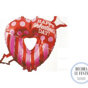 palloncino happy valentine