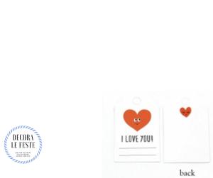 etichette pacchi san valentino