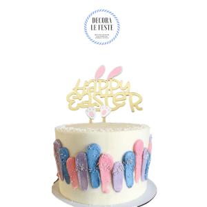topper cake pasqua