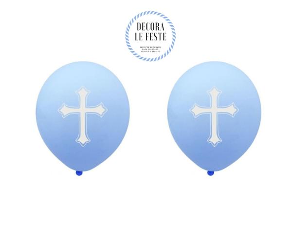 palloncini con croce