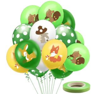 palloncini bosco incantato