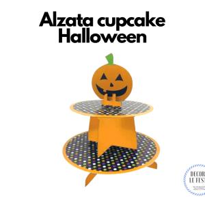 alzata cupcake halloween