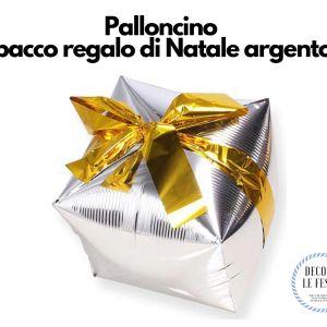palloncino natale