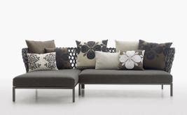 Canasta sofa for BBItalia