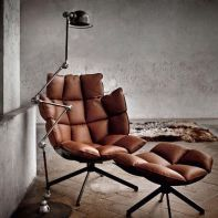 Husk armchair for BBItalia