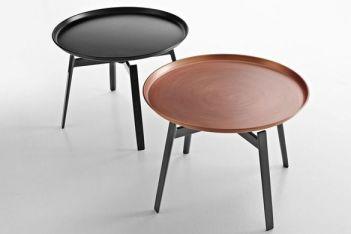 Husk side tables for BBItalia