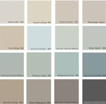 The new neutrals. Perfect for the bedroom