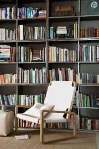 Library space designed by Ochre