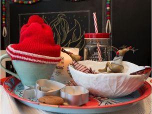 Piscolabis para los Reyes en Navidad