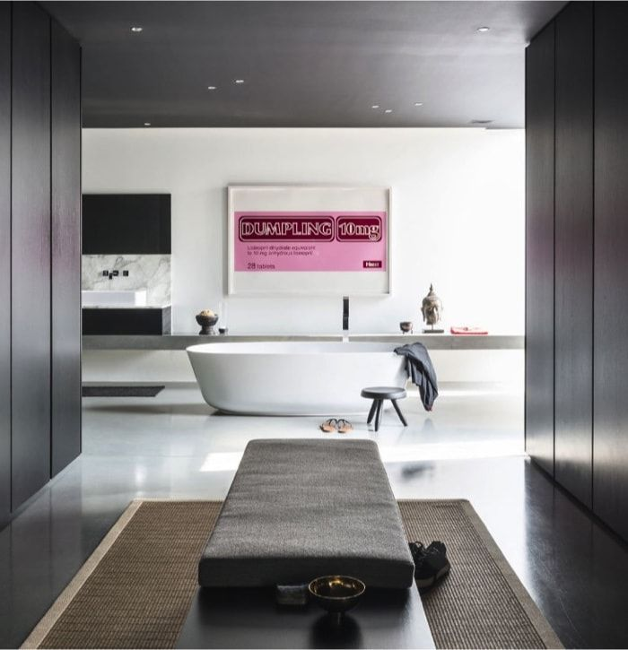Casoplón 1.200m2 - baño spa con vestidor