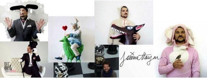 Jaime Hayón derrocha humor y teatralidad