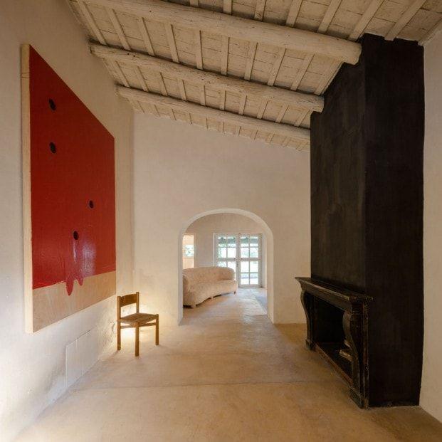 galeria arte en casa rural de rife