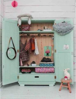 armario pintado con chalkpaint