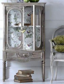 chalkpaint gris para vitrina