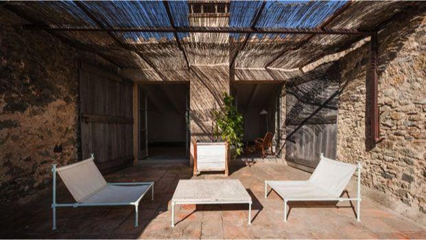 terraza dormitorio principal, proyecto de Rife