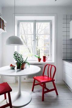 sillas con efecto tiza
