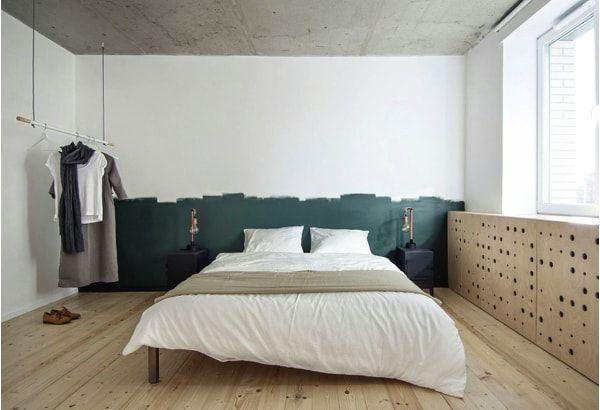 piso de alquiler - minimalistic bedroom