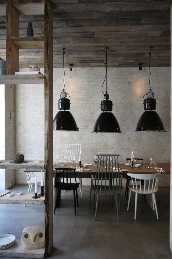 Combinar sillas - Hay J models at Host restaurant in Copenhagen