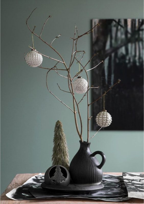Christmas decorations by A simple Mess