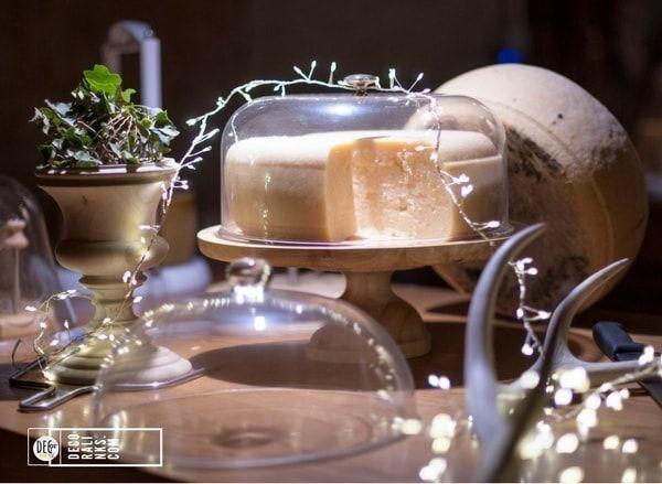 la Quesera en Hacienda Zorita - navidad
