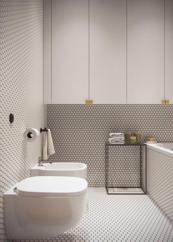 azulejos mosaico hexagonales