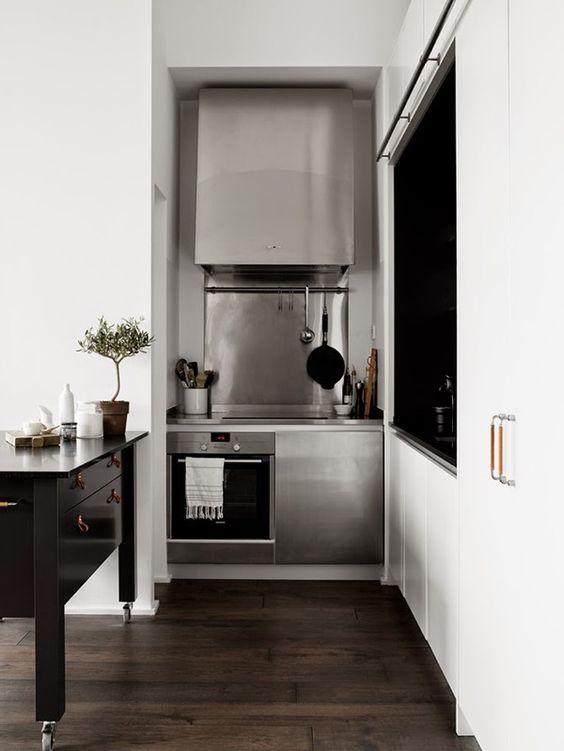 cocinas abiertas en recovecos