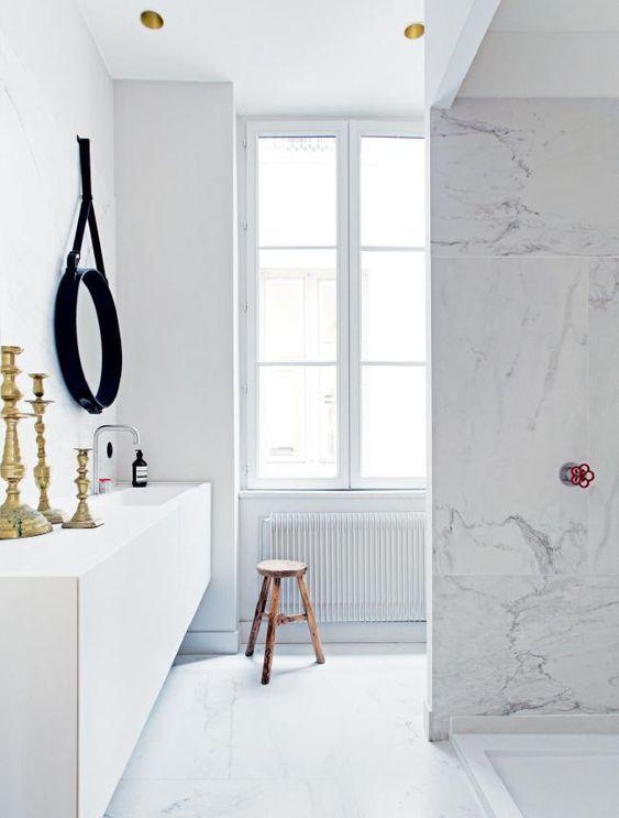 apartamento sofisticado - bathroom