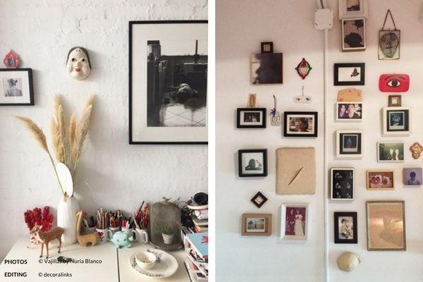 En casa de Nuria Blanco - rincones
