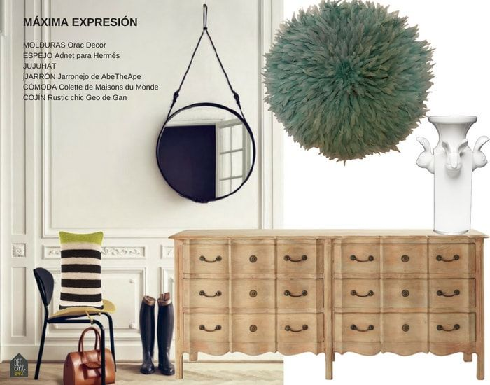 40 deco-imprescindibles para el hall