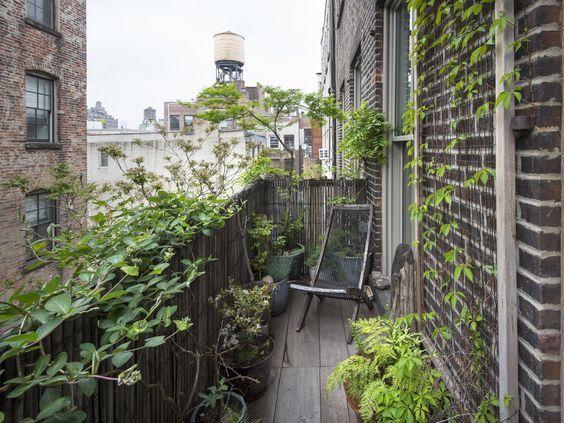 decoralinks  sistemas para ocultar terraza - fibras naturales