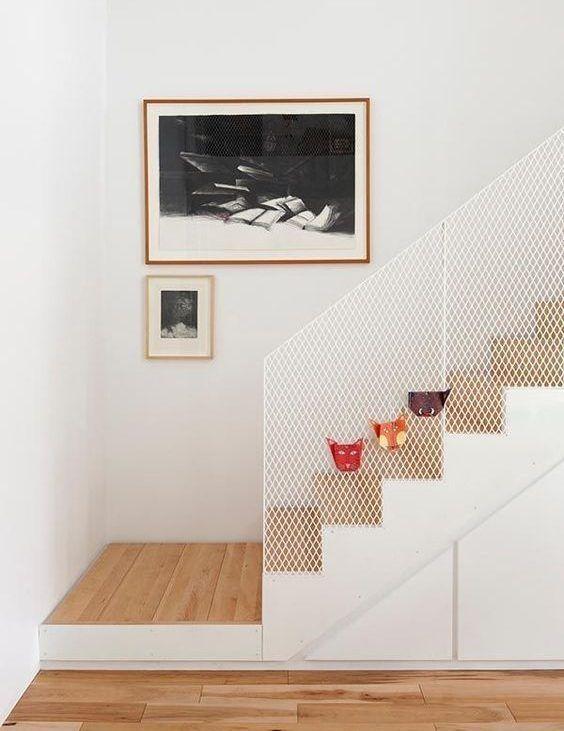 Escaleras de adosado, cambio de barandilla