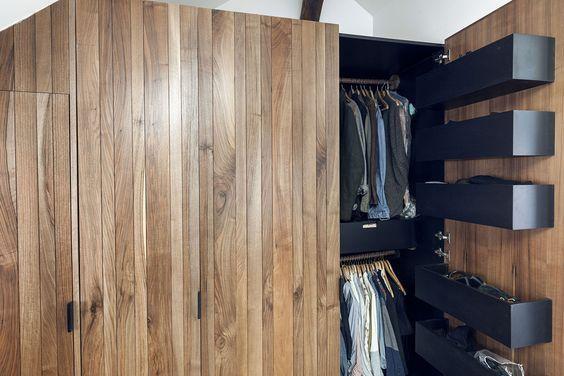Almacenaje inteligente | aprovechando puertas de armarios | decoralinks.com
