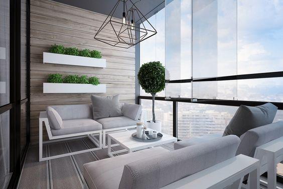 decoralinks | cortinas de cristal solo en la mitad superior