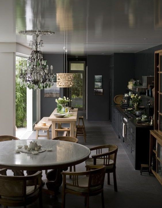 decoralinks | cocina total black