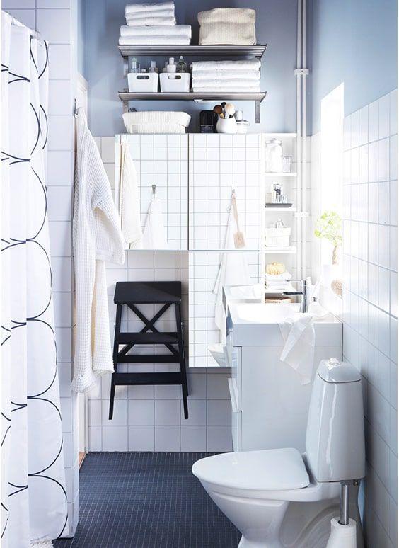 decoralinks   Ikea bathroom storage
