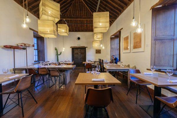Hotel Palacio Ico en Lanzarote - restaurante R