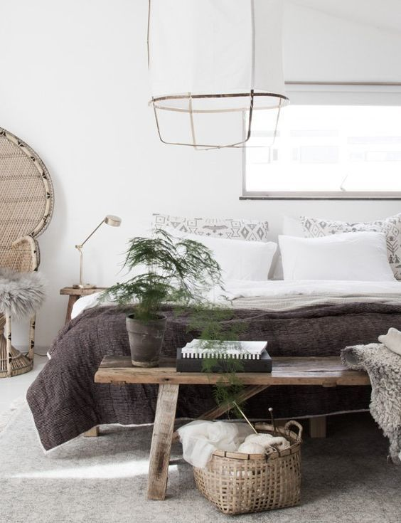decoralinks | nordic bedrooms - las claves para imitarlo