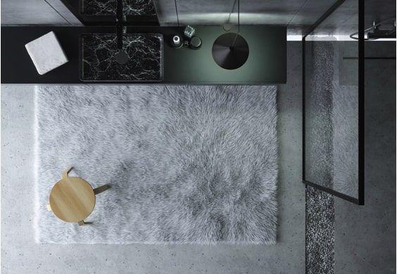 decoralinks | masculine and minimalist style for this sleek bathroom