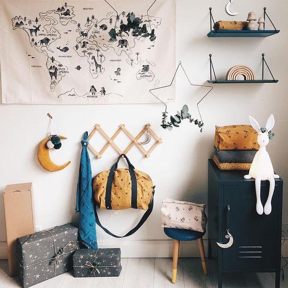 decoralinks | Versatile slate locker from mustardmade
