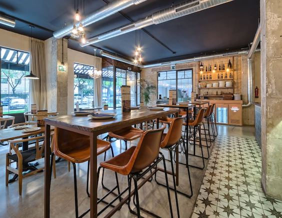 decoralinks | Kibo Gastro Club in Seville