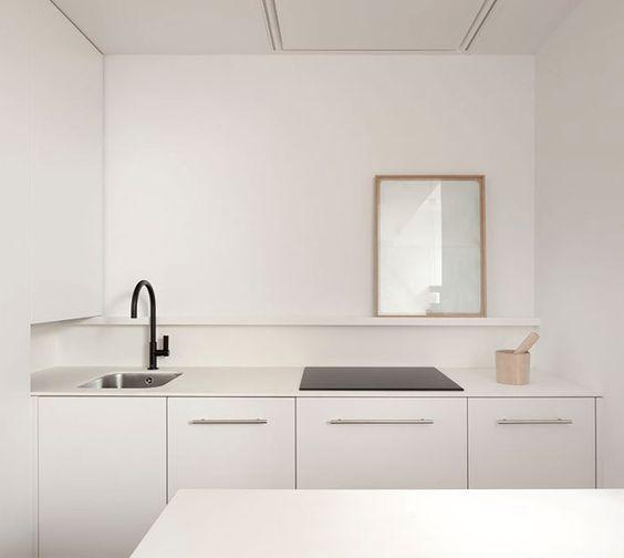 decoralinks | ideas brillantes para cocina - espacio en el fregadero