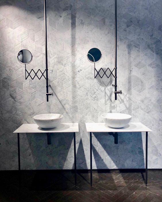 decoralinks | renovar el baño tendencias