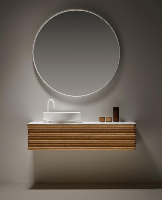 decoralinks   minimalismo en lavabos y muebles de Naxami