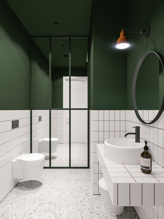 decoralinks | mamparas de ducha con espejos espia