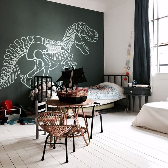 decoralinks | vinilos de dinosaurios - by E-glue design -